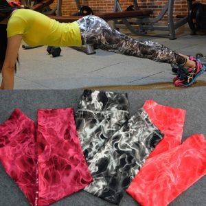 спортивные леггинсы для фитнеса