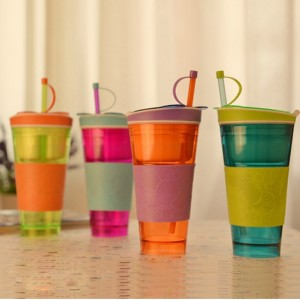 drink & snack cup